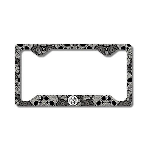 monogram frame - 5