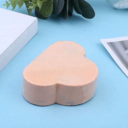 (YunZyun Bath Loofah Salt Sponge Cloud Shape Soap Ball Skin-Care Bath Bomb Bubble Massage Bath Ball (D))