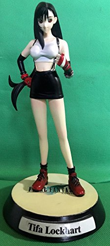 Tifa Lockhart cold cast statue 1997 Final Fantasy VII 1/8 scale with box