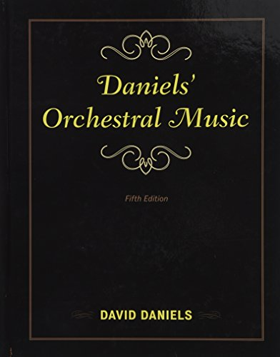 Pdf Reference Daniels' Orchestral Music (Music Finders)