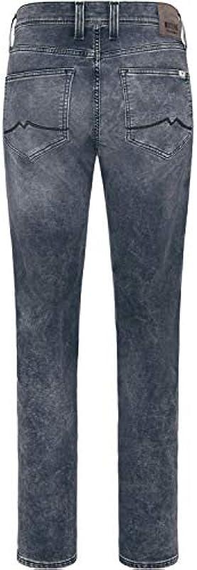 MUSTANG Męskie dżinsy Slim Fit Oregon Tapered K: Odzież