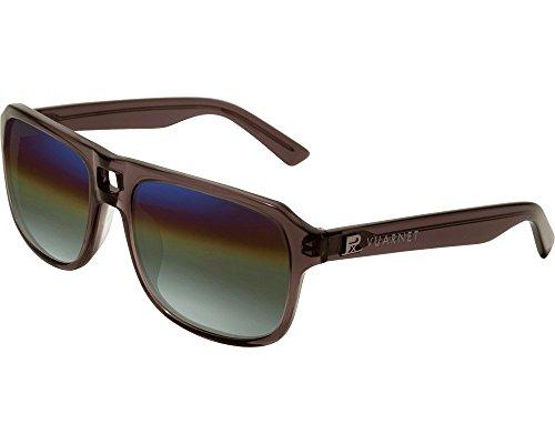 Vuarnet VL1103 Sunglasses - Black, Scale, White, Gray, Blue (Gray, - Vuarnet
