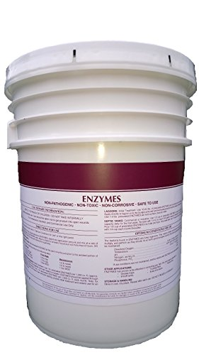 Patriot Chemical Sales 10 Pounds Enzymes Powdered Grease Trap Cleaner Crystals Industrial Strength