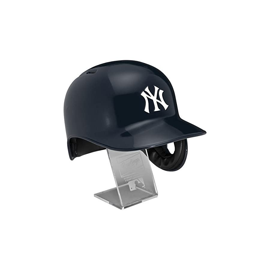 New York Yankees MLB Rawlings Full Size Cool Flo Baseball Helmet