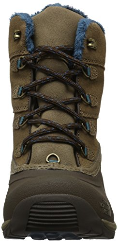Vert North Marron De W Face Iii Femme Chilkat Talla Chaussures The Randonnée UPSdwqP