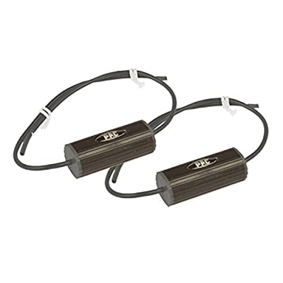PAC BB-6PR Pair of Bass Blocker for Tweeters: PAC: Car Electronics