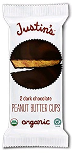 Justin's Dark Chocolate Peanut Butter Cups 1.4oz