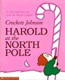 download ebook harold at the north pole: a christmas journey with the purple crayon pdf epub