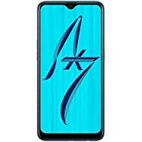Oppo AX7, 64 GB Hafıza, 4 GB RAM, Akıllı Telefon, Sırlı Mavi (Oppo Türkiye Garantili)