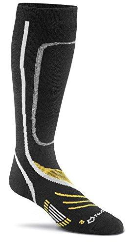 FoxRiver Mens Peak Series VVS Low Pro Lightweight and Silk Ski Socks