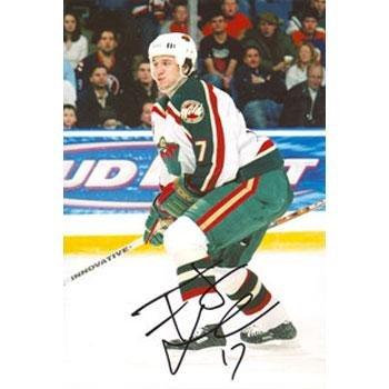 Autographed Filip (Ottawa Senators) Kuba Photo - 4x6 - Autographed NHL Photos