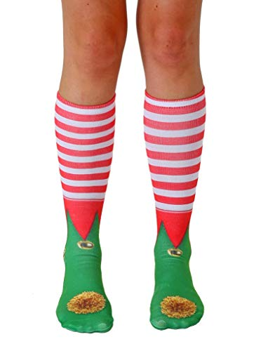 LIVING ROYAL ELF SHOES KNEE HIGH SOCKS with a Helicase Brand Sock -