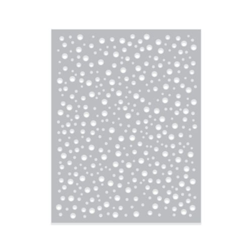Hero Arts DI330 Circle Confetti Fancy Die (F) Die Cuts by Hero Arts