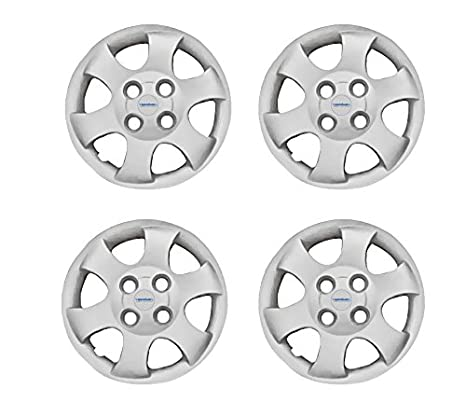 Speedwav 26477 Original 13-inch Silver Wheel Cover for Hyundai Getz (Set of 4): Amazon.in: Car & Motorbike