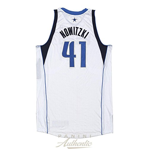 Dirk Nowitzki Game Worn Dallas Mavericks Jersey From 1/27/2013 vs the Phoenix Suns ~Limited Edition 1/1~ - Panini Authentic - Panini Certified -