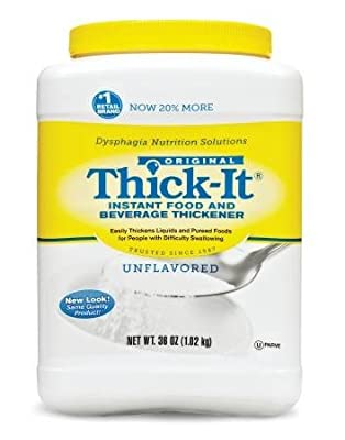 MCK58552601 - Food Thickener Thick-It 36 oz. Canister Unflavored Ready to Use Varies By Preparation