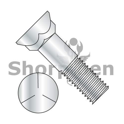 SHORPIOEN Grade 5 Plow Bolt with Number 3 Head Zinc 1/2-13 x 1 1/2 BC-5024BP (Box of 450) by Shorpioen
