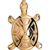 Pendentif Or 3,5 gr Tortue africaine 18 carats