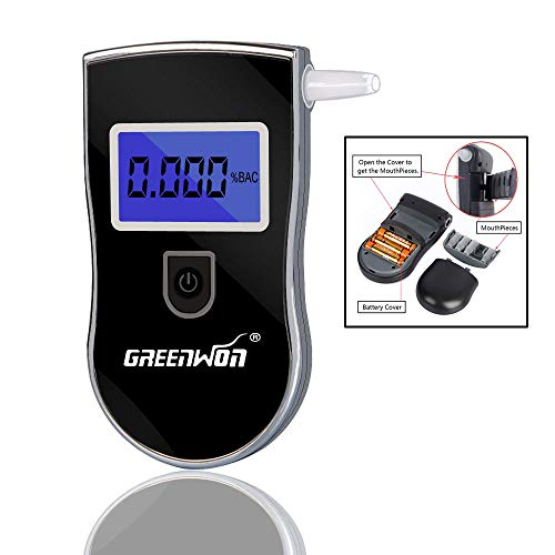 GREENWON Alcohol Tester Concealed