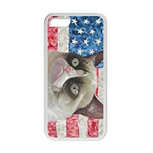 Grumpy Cat American Flag Cell Phone Case for iphone 5s