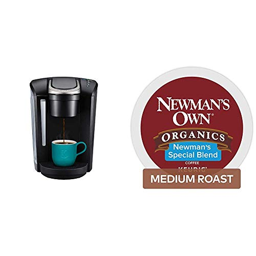 Keurig K-Select Single Serve K-Cup Pod Coffee Maker & Newman's Own Special Blend, 32 Count