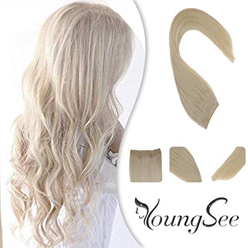Youngsee Extensions Platinum Couture Headbands