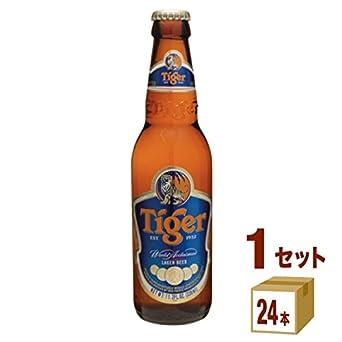 amazon co jp タイガー ビール 瓶 330ml 24本 食品 飲料 お酒