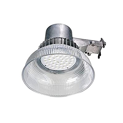 Honeywell Outdoor LED Security Light/floodlight 4000 Lumens Dusk to Dawn LED Area and Wall Light Super Bright