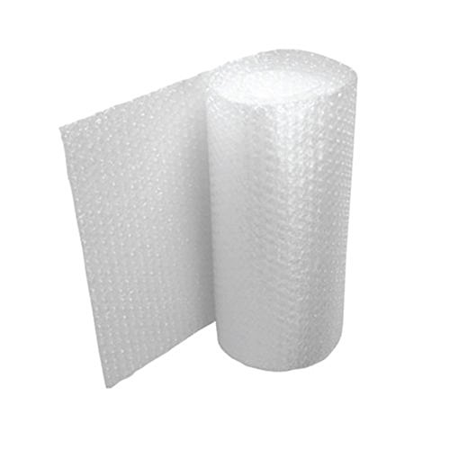 """YensBubble 375 fts Bubble Cushioning Wrap 5/16""""x 12"""" 12-inch Wide Medium Bubbles Perforated 12"""""""
