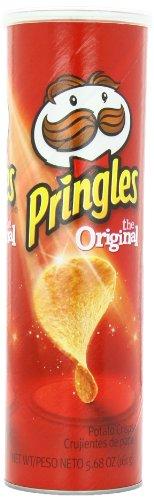 Pringles Original Super Stack, 5.68 Ounce (Pack of 14)