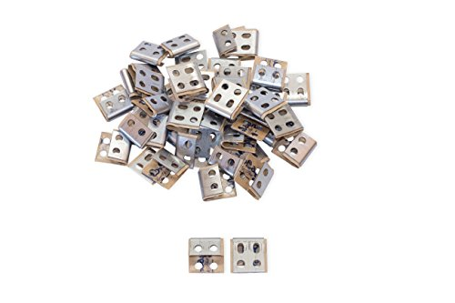 Used, 50pk Upholstery EK Clips, S Clips, Chair & Sofa Spring for sale  Delivered anywhere in USA