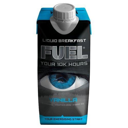 Fuel Liquid Breakfast, Vanilla