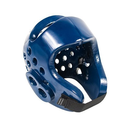 Tiger Claw Sparmaster Pro-Spar Head Guard (NO LOGO) - Blue - Large