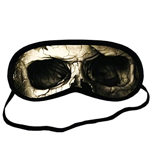 Hells skull EYM330 Eye Printed Travel Eye Mask Sleeping by Eye Mask Sleeping
