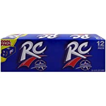 RC Cola Soda, 12 Ounce (24 Cans)