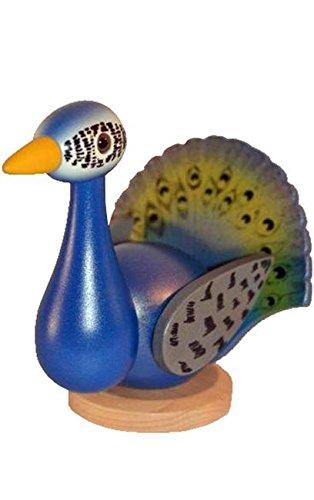 SEIF 32-470 Christian Ulbricht Nutcracker - Peacock 2014 Collector Piece