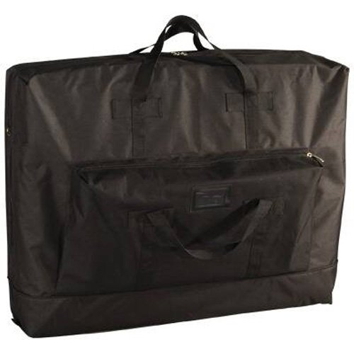 Royal Massage Deluxe Black Universal Oversized Massage Table Carry Case