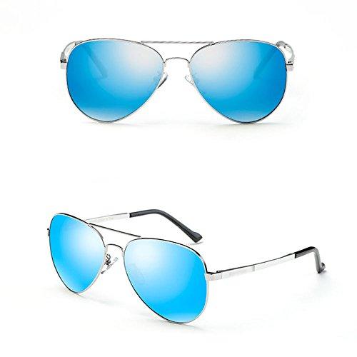 sol Gafas sol para de de sol Gafas conducción deportivas de 100 SSSX de Gafas D UV400 de hombre Color D aviador de polarizadas Gafas sol Gafas cqHpqnWR