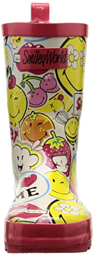 BE ONLY Smiley Sweet Unisex-Kinder Stiefel & Stiefeletten Mehrfarbig - Multicolore (Multico)