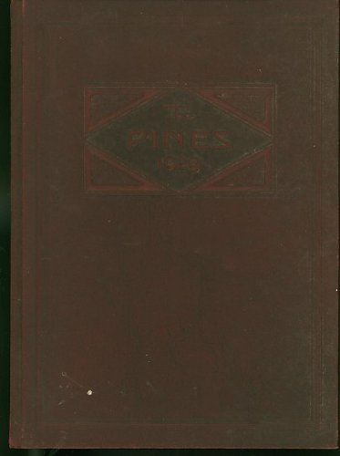 the-pines-thomasville-high-school-yearbook-annual-1929-georgia