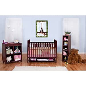 Amazon.com : BSF Baby Cabana 3 Piece Complete Nursery Set ...