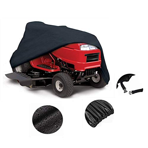 Riding Lawn Mower Cover - DMCSHOP Heavy Duty Tractor Cover,