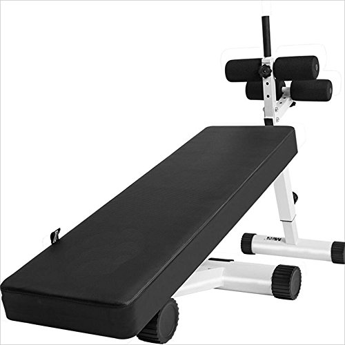Sit-up Exerciser Board Supine Board/Sit-up Fitness Equipment/Home Abdomen Multi-function Abdominal Muscles Dumbbell Bench Applicable Place:The Living Room,The Balcony,The Bedroom,The Office And So On.