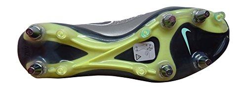Nike Magista Opus Sg-Pro, zapatos de fútbol de entrenamiento para hombre metallic pewter white 011