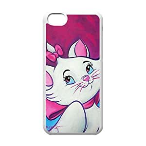 Aristocats iPhone 5c Cell Phone Case White SEJ6563033063748