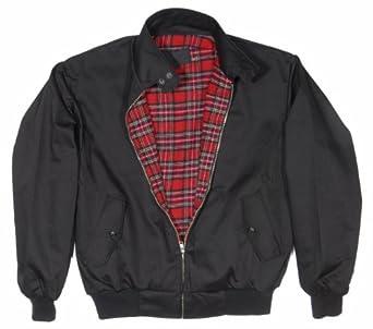 41WdjXSAx2L._SX342_ knightsbridge london classic black harrington bomber jacket with,Childrens Clothes Knightsbridge