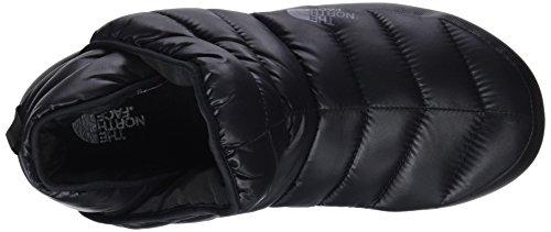 The Negro Face Grey Hombre Shadow Black Nieve de Tnf Dark Shiny Bootie M TB North Yxa para Botas Traction TrPqnTRwx