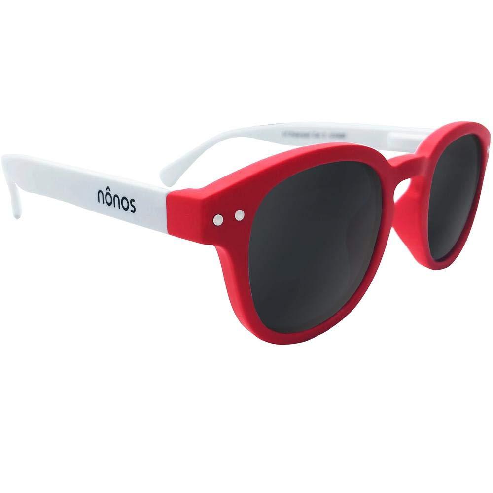 Nônos Gafas de sol de calidad para niños. Certificadas, con lentes polarizadas de categoría 3, protección 100% UV. (Blue): Amazon.es: Ropa y accesorios