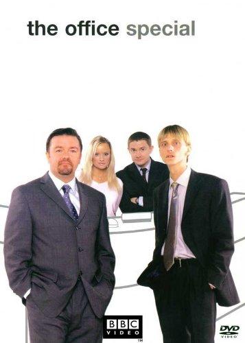 The Office - UK Poster TV UK C Ricky Gervais Martin Freeman Mackenzie Crook