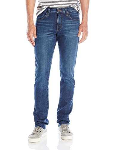 J Brand Jeans Men's Tyler Slim Fit Blue, Diran, 38 by J Brand Jeans